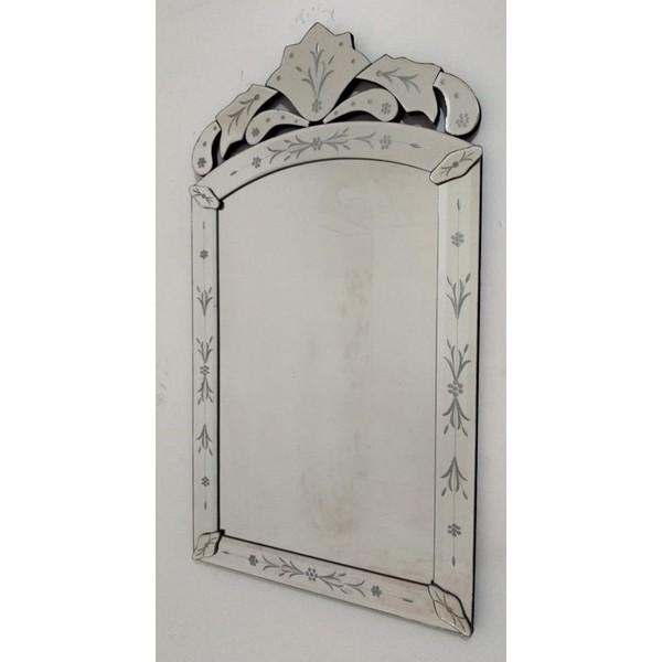 Espelho Indiano - Moldura Trabalhada