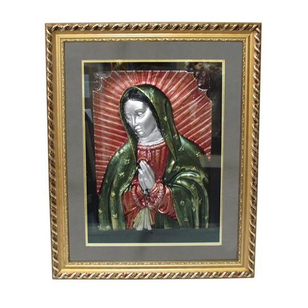 Quadro Virgem De Guadalupe
