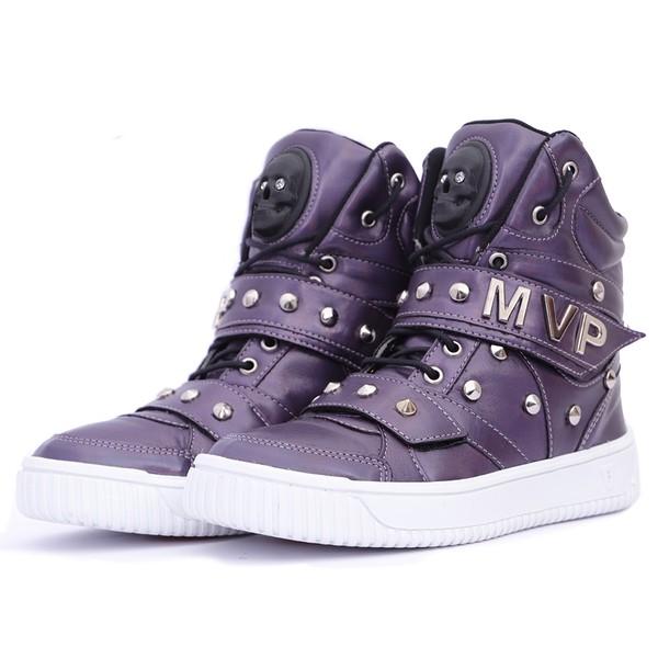 Tênis MVP Skull New - Violeta
