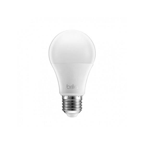 Lâmpada LED Bulbo A60 9W 6500K Bivolt Brilia