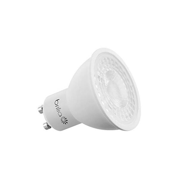 Lâmpada LED Dicroica GU10 6,5W 6500K Brilia