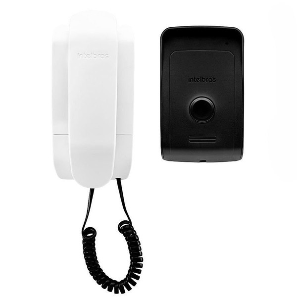 Porteiro Interfone Residencial IPR 1010 - Intelbras