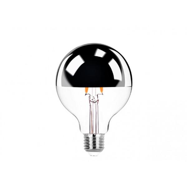 Lâmpada LED Defletora Balloon G95 5W/2400K E-27 Bivolt Stella