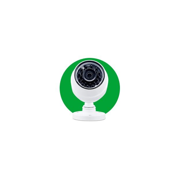 Câmera de Segurança Wi-Fi HD Mibo iC5 - Intelbras