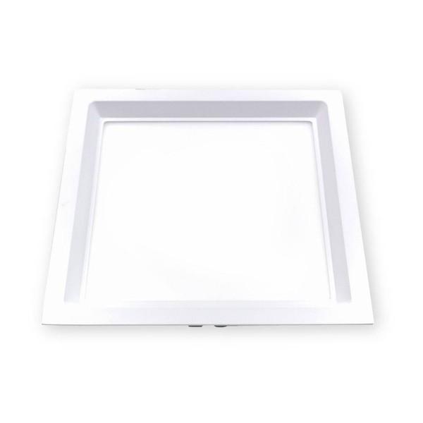 Plafon Recuado LED Embutido15W Delis