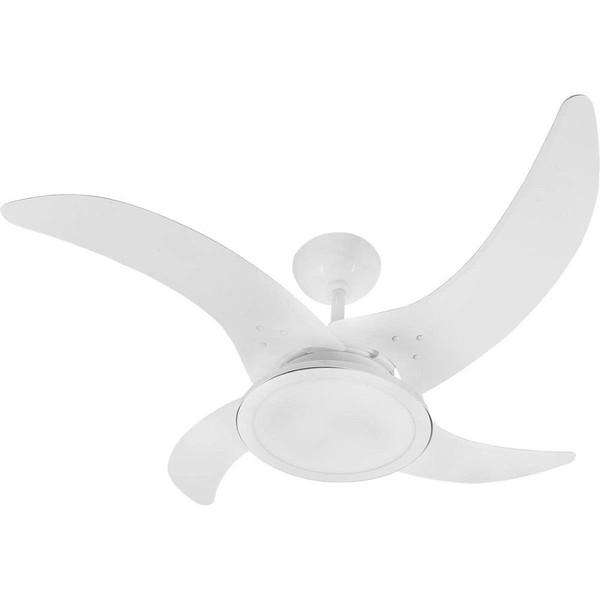 Ventilador de Teto Tron Mareiro LED 24W Branco 110V