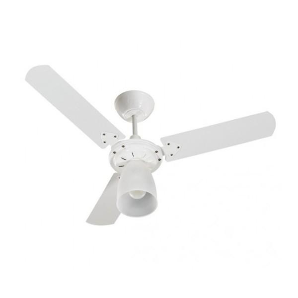 Ventilador De Teto Tron Marbela Branco 110V