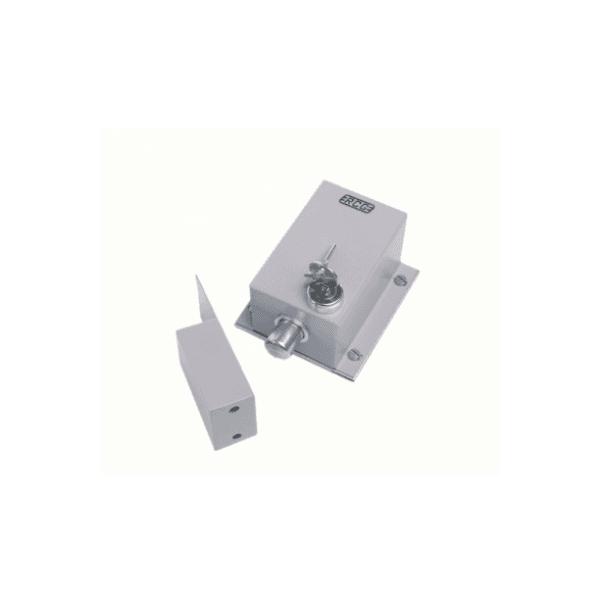 Trava Eletromagnetica Gate Lock - 127V