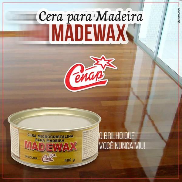 CERA MADEWAX INC PARA MADEIRA 400G