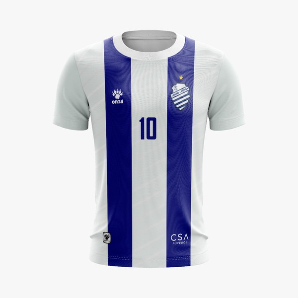 Camisa CSA Olímpico 1 Futebol