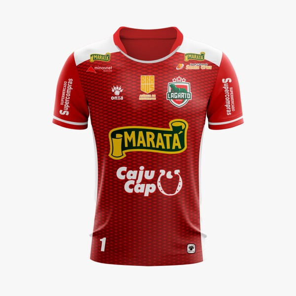 Camisa Goleiro Lagarto Futsal - Uniforme 2019