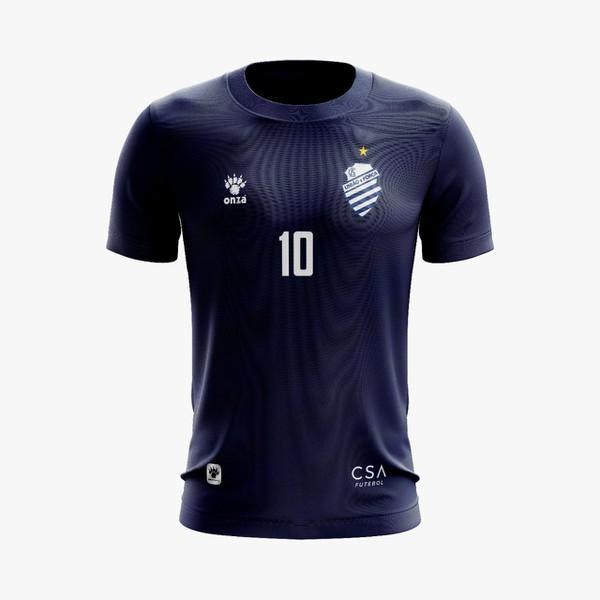 Camisa CSA Olímpico 3 Futebol