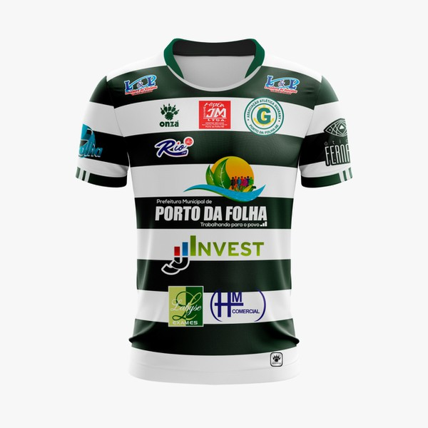 Camisa Associação Atlética Guarany -SE