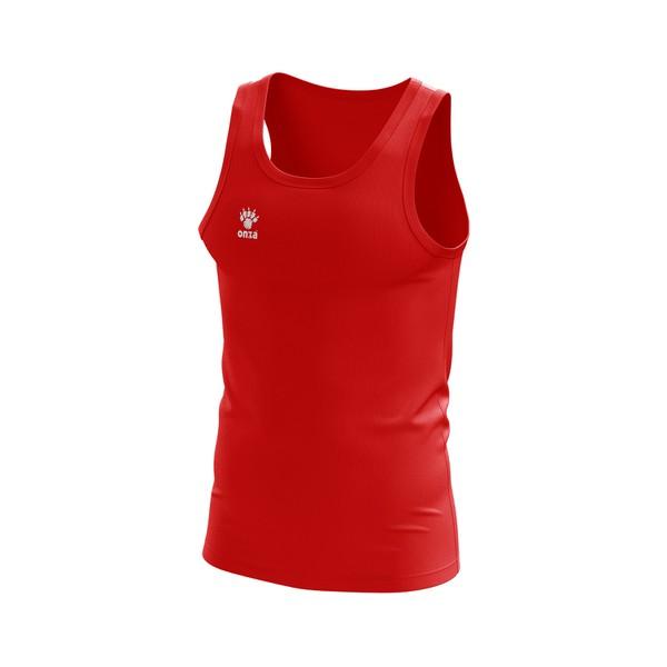 Camisa Regata Vermelha