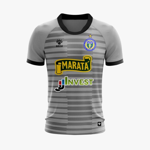 Camisa Goleiro Associação Desportiva Frei Paulistano
