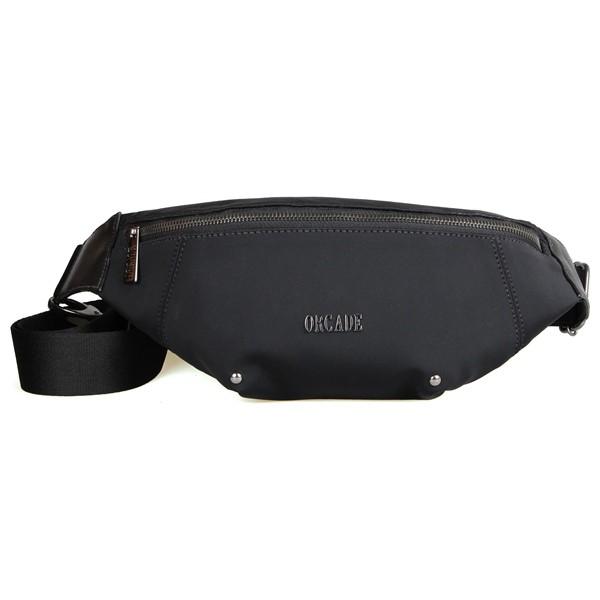 Belt Bag Alça De Gorgorão Preta