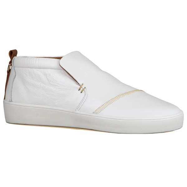 Slip On Luna Boots Branco