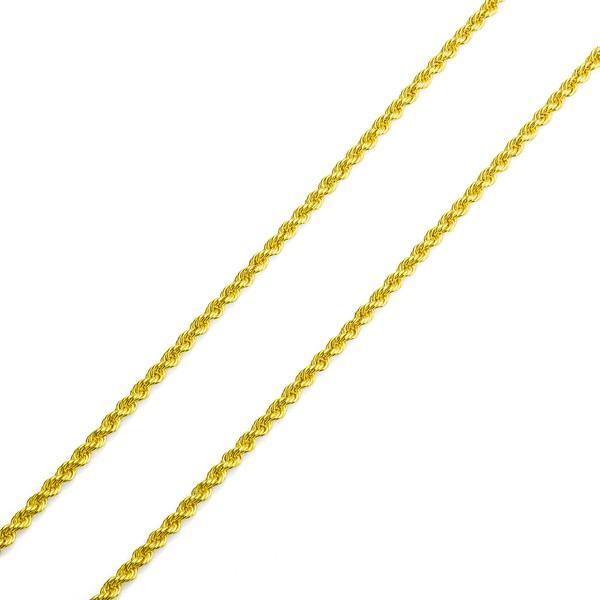 Cordão Maciço em Ouro 18k