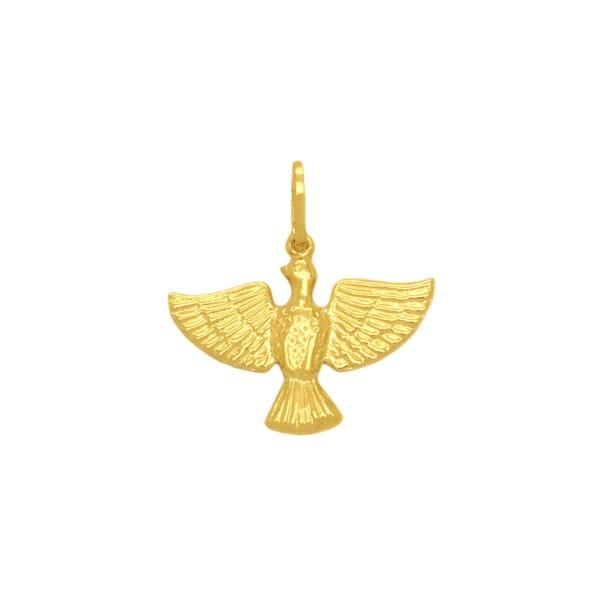 Pingente Espírito em Ouro 18k