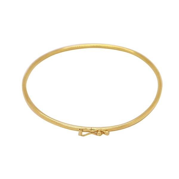 Bracelete Oco em Ouro 18k