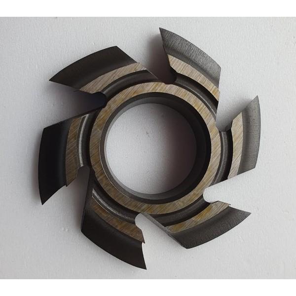 Fresa Para Cordões de Janela Ømenor: 55 D:77 Z: 4 em Aço (49)