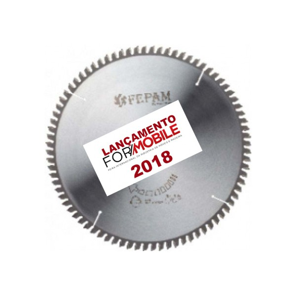 Disco de serra circular 250X100 ED38º/BR F.30 Fepam