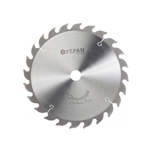 Disco de serra circular 250x24Z F.30 Fepam