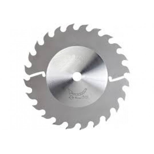 Disco de Serra Circular 450 mm x 24 dentes x 5,5/4,0 Fepam para Múltipla com 2 Limpadores