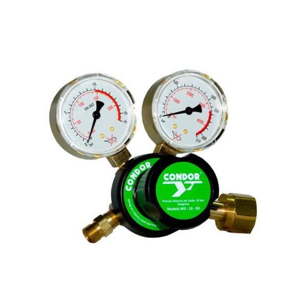 Regulador de Pressão MD 10 Oxigênio