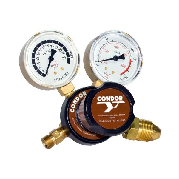 Regulador de Pressão HD G 50 Argônio