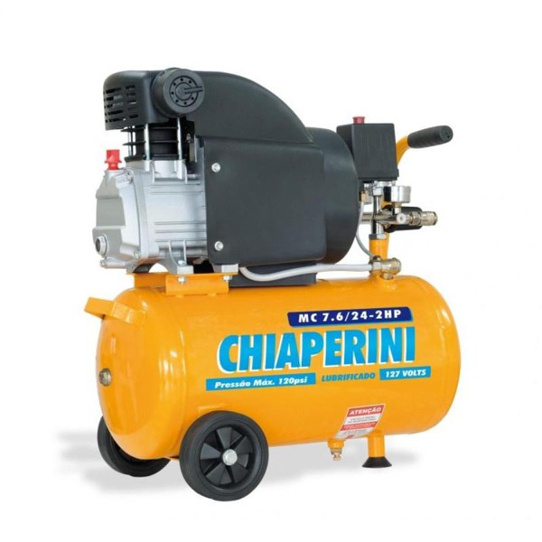 Motocompressor de Baixa Pressão – Mc 7.6/24 - 2hp – 2p