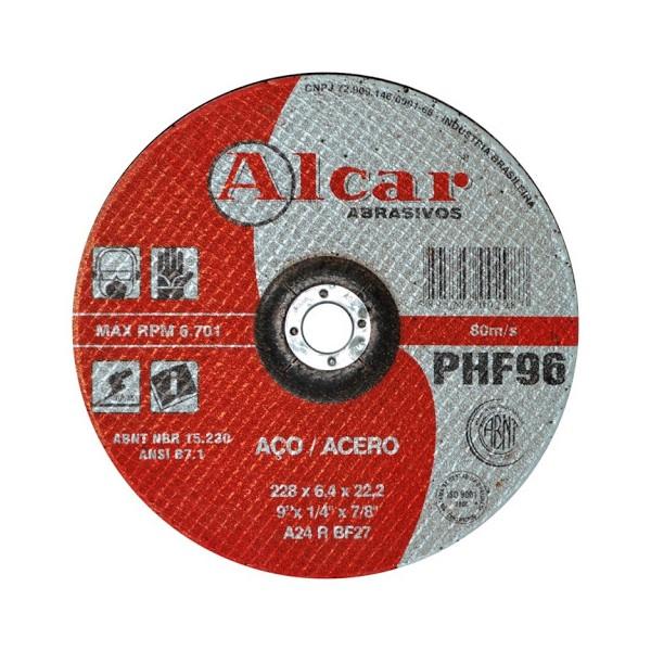 Disco de Desbaste refratário 9 PHF-96