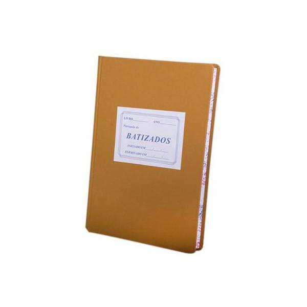 Livro de Registro para Batizado