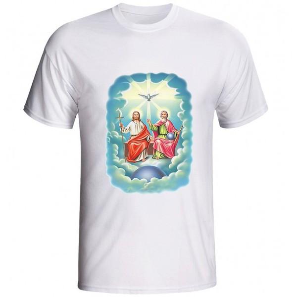 Camiseta Santíssima Trindade