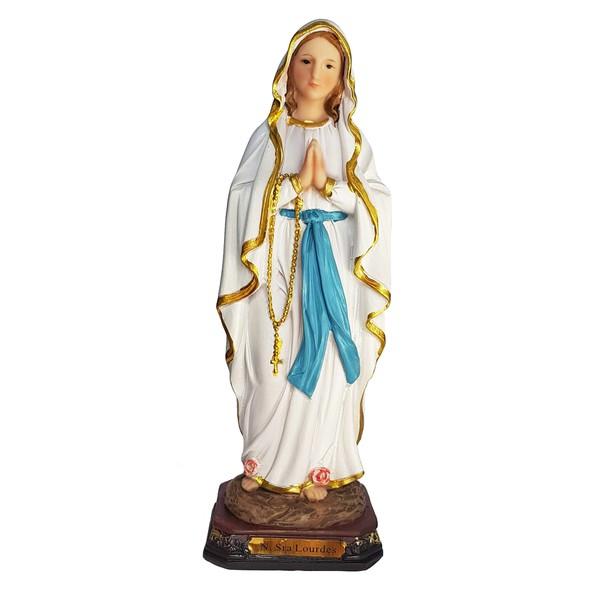 Nossa Senhora de Lourdes 20cm