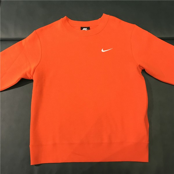 BLUSA MOLETOM NIKE NO BITCH ORANGE