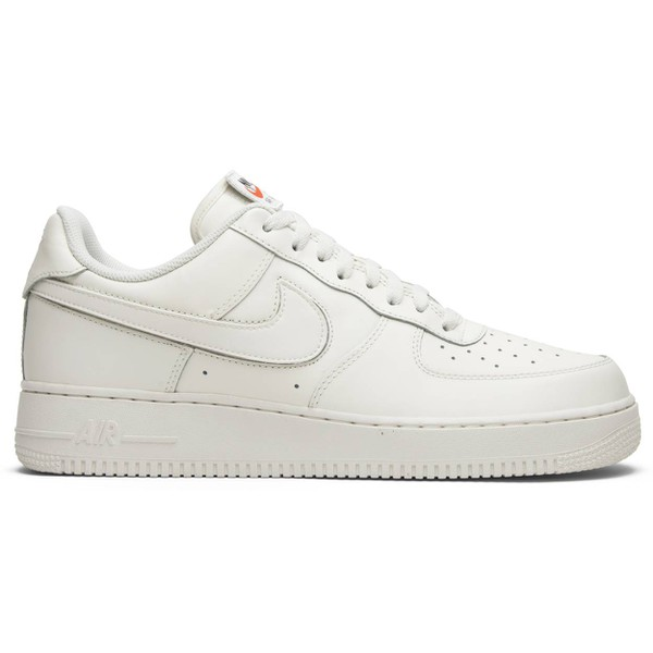 TÊNIS NIKE AIR FORCE 1 LOW ALL STAR - SWOOSH PACK (2018 SAIL)