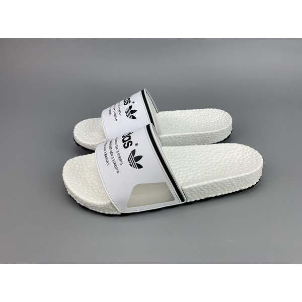 CHINELO SLIDE ADIDAS BOOST WHITE
