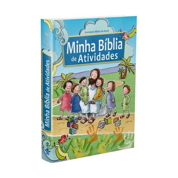 Minha bíblia de atvidades