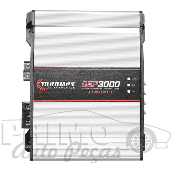 DSP3000 POTENCIA TARAMPS DIGITAL