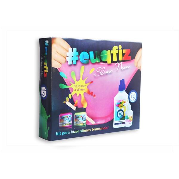 Kit 2 Slime Neon #EUQFIZ