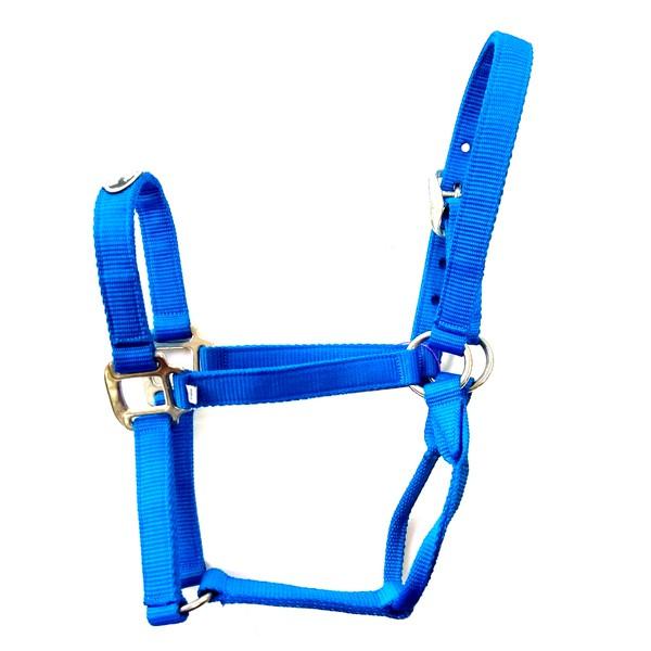 Cabresto de Nylon Boots Horse - Azul Royal