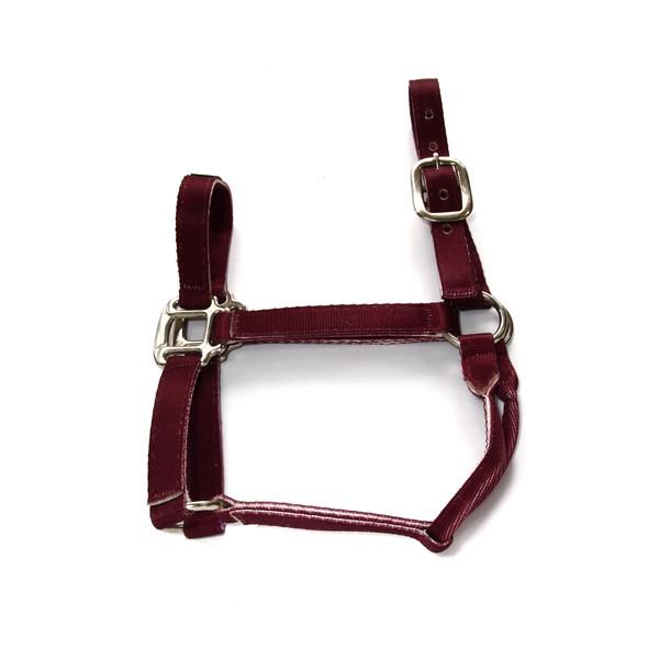 Cabresto de Nylon Boots Horse - Vinho