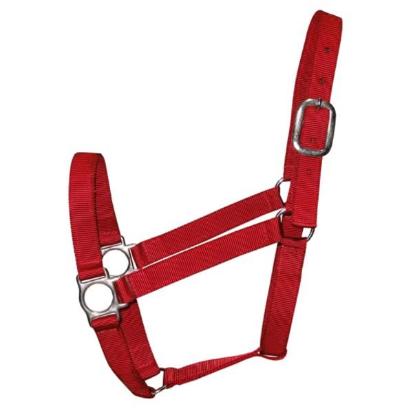 Cabresto de Nylon MReis - Vermelho