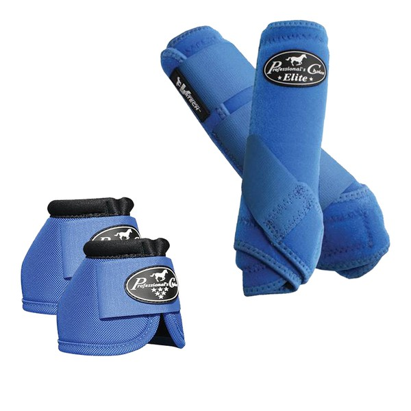 Kit Simples Elite Professionals Choice + Cloche - Azul Royal