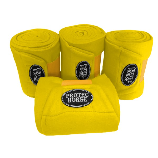 Liga de descanso Protec Horse - Amarelo escuro