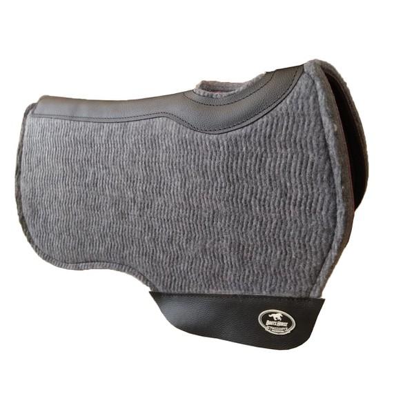 Manta Boots Horse Borracha Protec Horse - redonda