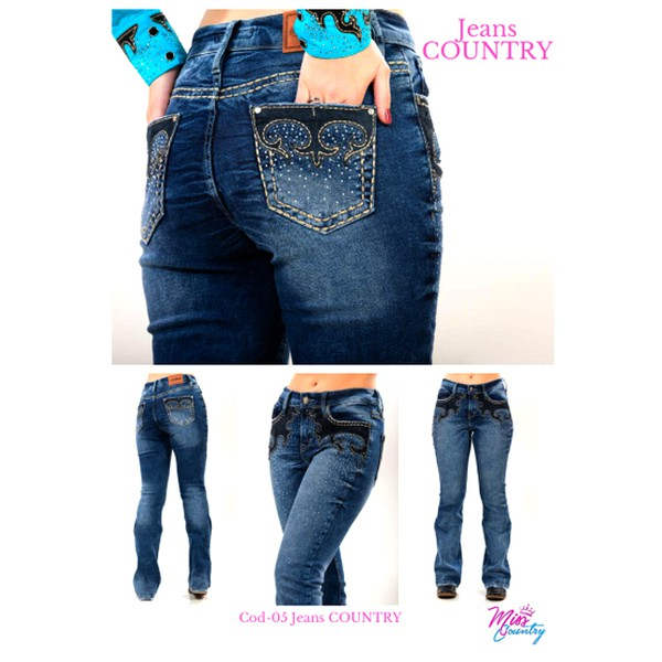 Calça Miss Country - Country