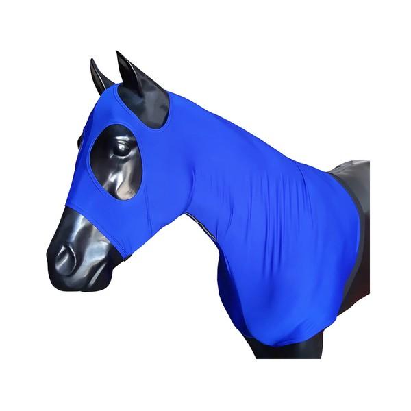 Capa de crina Mreis pescoço / Paleta - Azul Royal