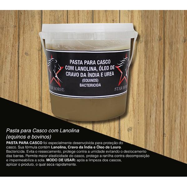 Pasta para Casco 1.5kg - Star Horse